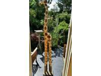 Giraffe - Hand Carved Wooden