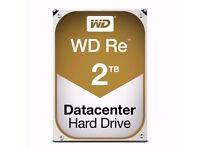 *NEW* WESTERN DIGITAL 2TB WD2000FYYZ RE ENTERPRISE 3.5-inch SATA3 Hard Drive HDD