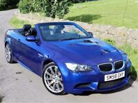 ★STUNNING EXAMPLE★ BMW M3 4.0 V8 DCT CONVERTIBLE E93- LEATHER- FSH- HUGE SPEC *FINANCE AVAILABLE*