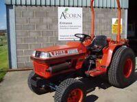 Used Kubota B2150 compact tractor