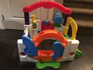 Little tikes activity center