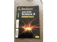 AQA GCSE Science A Essentials