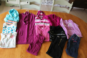 """BACK 2 SCHOOL "" CLOTHES ( SIZE 7-8 ) SOME BRAND NAMES !"
