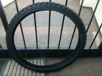24 x 1.95 bike tyre