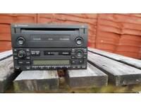 Gamma car radio