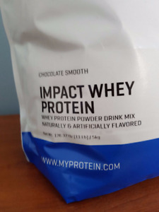 11lb Chocolate Smooth Protein from MyProtein