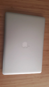 Selling for parts a 2011 Macbook Pro
