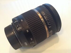 Tamron SP 17-50mm f/2.8 Di II VC lens for Nikon