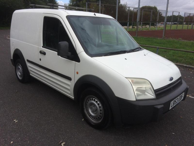 2004 ford transit connect 1 8tdci swb complete with m o t and warranty in poole dorset gumtree. Black Bedroom Furniture Sets. Home Design Ideas