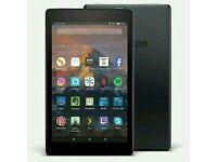 "All-New Fire HD 8 Tablet with Alexa, 8"" HD Display, 32 GB, Black"