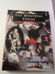 The Montreal Forum: Forever Proud 1924-1996