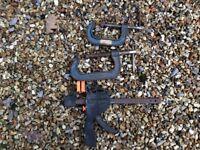 Trigger clamp