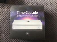 Apple Time Capsule 1TB storage