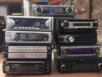 Joblot car stereos