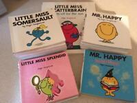 Little Miss & Mr Books