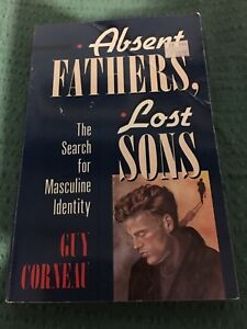 Book psychology absent fathers lost sons