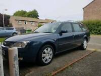 Ford Mondeo estate ztec tdci