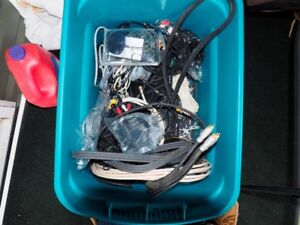 BOX of various wires