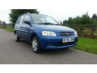 Mazda Demio 1.3 GXi Little cheap and cheerful runabout with NEW MOT