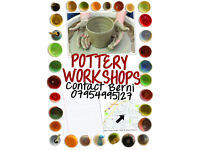 Pottery Workshops and Parties in Bristol
