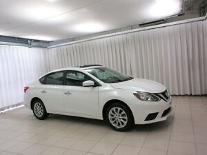 2017 Nissan Sentra HURRY!! THE TIME TO BUY IS RIGHT NOW!! SV SED