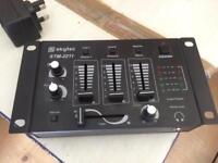 Need to sell by the 21st - skytec STM-2211 mixer