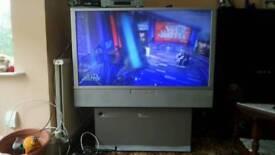 Projector tv
