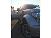 2008 DODGE NITRO 2.8 CRD SXT AUTO - SWITCHABLE 4WD -