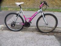 Ladies All terrain step through bike.. very cheap