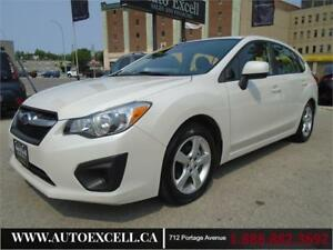 2013 Subaru Impreza 2.0i HB MANUAL AWD 4CYL 2.0L
