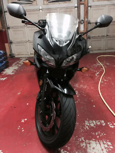 MINT 2013 CBR500R ABS with Yoshimura exhaust