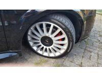 Genuine 18 inch ford alloys