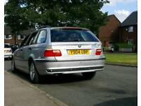 BMW 320D SE TOURING ESTATE £495