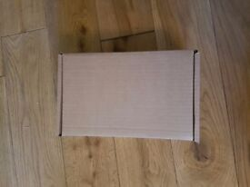 Cardboard Packaging Box Small Parcel Box (44 boxes)