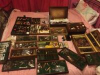 VINTAGE FISHING TACKLE WANTED