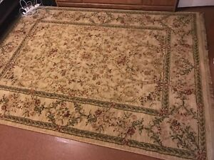Thick Rug for sale