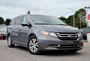 2014 Honda Odyssey CUIR TOIT MAGS Ex-L