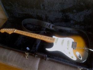 (97) Fender Japan gaucher rare ST57-65 *ACHETEUR SÉRIEUX*