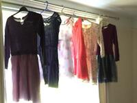 Girls dresses - Age 8 to 10