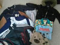 3-4 YEAR CLOTHES BUNDLE