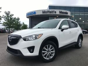 2015 Mazda CX-5 GS SUNROOF, HEATED SEATS, BLINDSPOT MONITORING