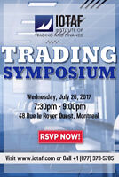 Trading Symposium and Open House at IOTAF
