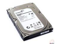 1TB Seagate HDD