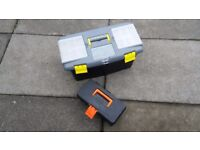 PAIR OF TOOL BOXES