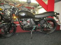 Hanway Raw 125 E4 Brand New Unregistered