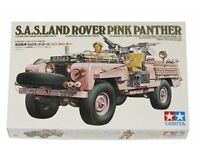S.AS model kit ,pink panther land rover