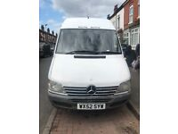Mercedes Benz SPRINTER 311 CDI, Good, relaible van, Great engine and gearbox. The longest model