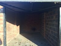 Lock up garage for Rent - £23per week (99 a month)