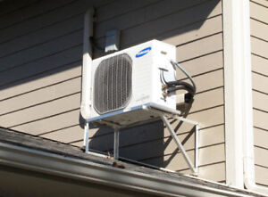HVAC , Air conditioning , mini split, Ductless 416-871-6999