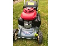 2 petrol lawnmowers for sale